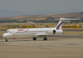Missing Air Algerie MD-83