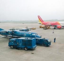 Noibai airport