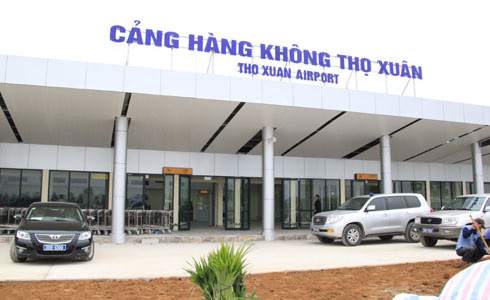 Tho Xuan airport