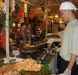 furama Da Nang - culture and food