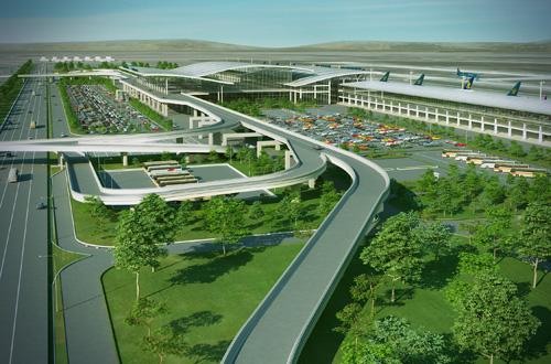 Quang ninh airport - project