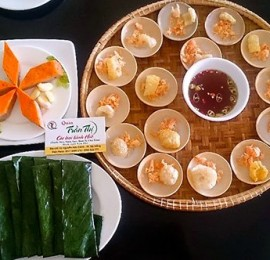 Banhbeo-cuisine from central vietnam